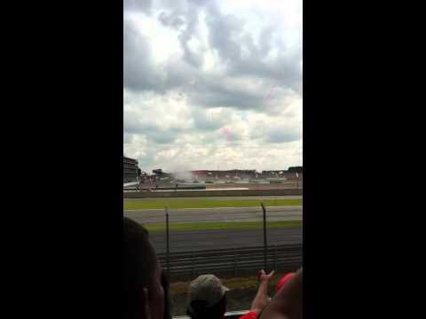 2011 British grand Prix start