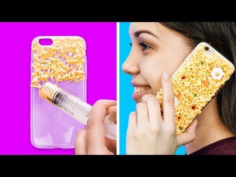 28 COOL DIY PHONE CASE IDEAS