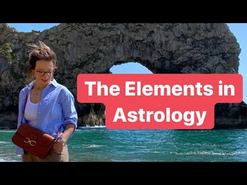 The ELEMENTS in astrology: are you FIRE/ AIR/ WATER/ EARTH dominant or lacking?