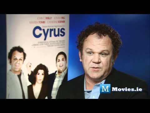 John C. Reilly - Fun Interview with the Cyrus, We Need To Talk About Kevin Actor