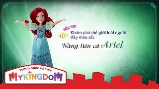Đồ chơi búp bê công chúa Disney - Nàng Tiên Cá Ariel