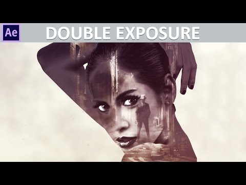 After Effects Double Exposure - True Detective Tutorial