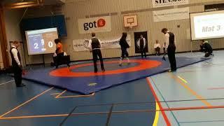 Swordfish 2017 Sabre Bart Jongsma vs Dennis Ljungqvist