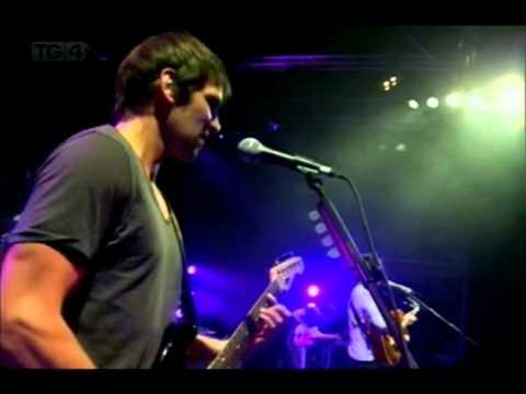 The Coronas live in Marlay Park,Dublin 2011.Part 1.