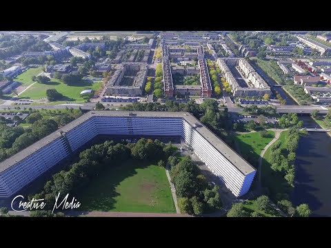 Aerial Shots Amsterdam