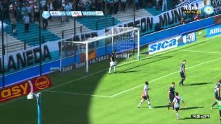 Racing 0 vs River Plate 2 (Torneo final 2013)