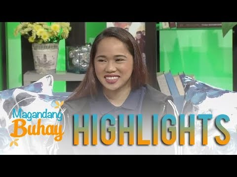 Magandang Buhay: Hidilyn shares her success to the momshies