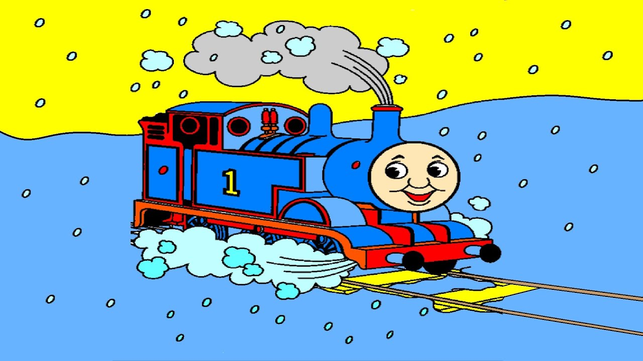 thomas the train coloring pages thomas coloring book youtube