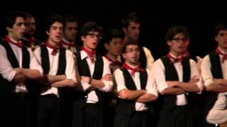 Grupo de Cante Alentejano do OUP e Grupo de Fado de Lisboa do OUP - Trago Alentejo na Voz