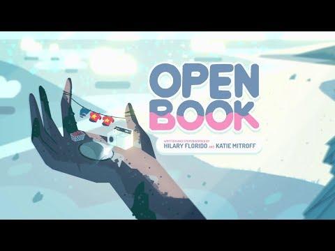 Steven University #46 - Open Book