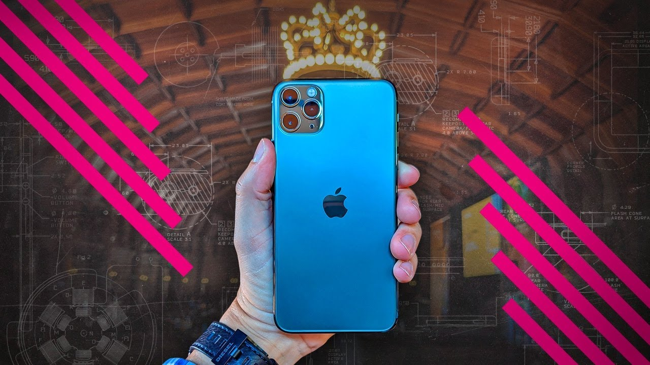 Photo of The iPhone 11 Pro Max Is So Good, It's Allowed To Be Boring – شركة ابل