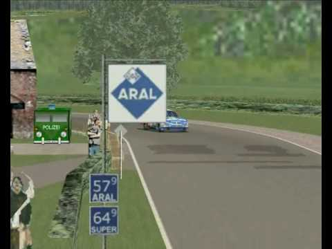 Schottenring NR2003 test lap