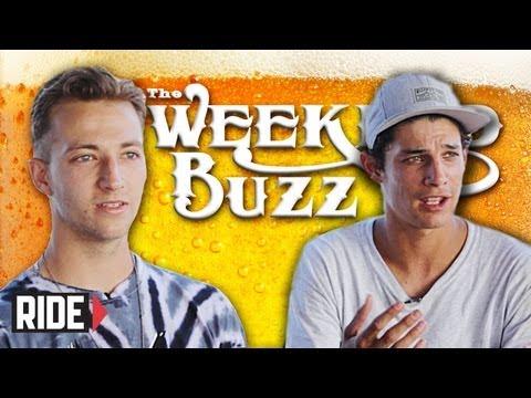Nick Trapasso, Tom Remillard & Robbie Russo At Coastal Carnage! Weekend Buzz Ep. 27