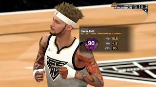 GodSent vs Team United NBA 2k19 Comp Games  Double OVERTIME THRILLER