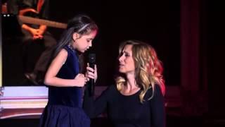 Lara Fabian & Fidan - Je suis Malade (Baku, 23-11-14)