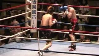 滝澤卓(タキザワ)VS松信俊一(大橋)