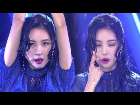 《SEXY》 SUNMI(선미) – Heroine(주인공) @인기가요 Inkigayo 20180128