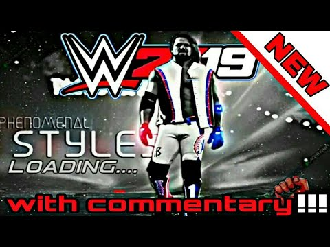 Wr3d 2k19 mod | with commentary | officially launched for