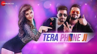 Tera Phone Ji - Official Music Video | Mandy Bilga Ft. Pahwa | Kommal D Seth