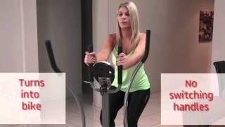 Fitnesss Freaks Elliptical trainer ORB3600S