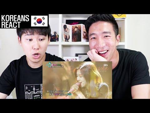 BLACKPINK - SURE THING KOREAN REACTION!!