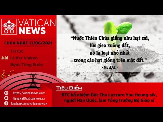 Radio Chúa Nhật 13/06/2021 - Vatican News Tiếng Việt