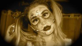 dead doll makeup Thumbnail