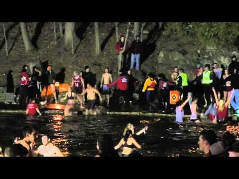 Person pulled from Mirror Lake during Jump