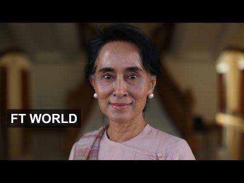 Interview With Aung San Suu Kyi: Myanmar