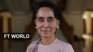 Aung San Suu Kyi on Myanmar's future