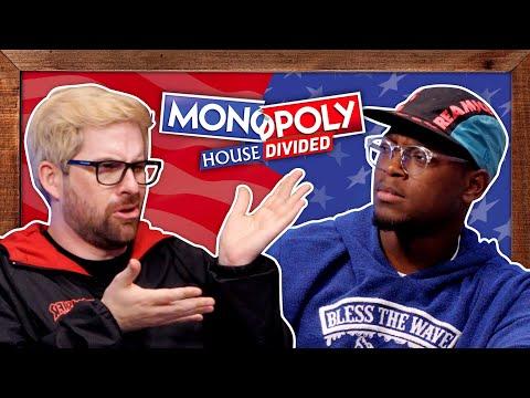 Monopoly: House Divided! (Board AF)