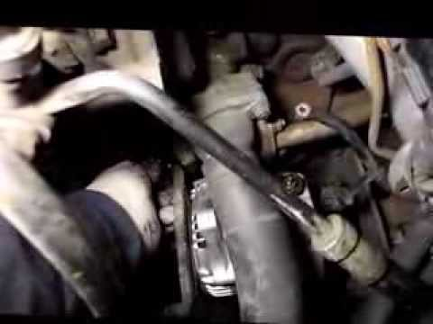 2005 Ford Alternator Wiring Diagram How To Replace The Alternator On A 2000 Toyota 4 Runner 2