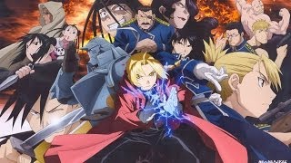 Los mejores Sondtrack del Anime: Full Metal Alchemist Brotherhood+All Openings an Endings