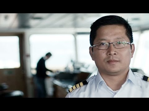 "The Values to me : Captain in Maersk, Kyaw Khaung, on ""Humbleness"""
