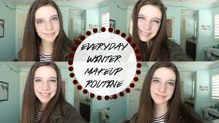 My Everyday Winter Makeup Routine! Thumbnail