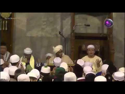 Sholawat New Majelis Nurul Musthofa Doa Orang Tua