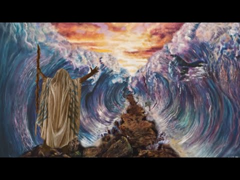 the-story-of-moses---knowledge-of-how-rivers-travel