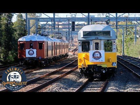 Sydney Trains Vlog 1580: Farewell Sydney S Sets