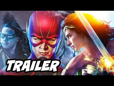 Download Youtube: The Flash 4x07 Promo and Wonder Woman Crossover Scene Explained