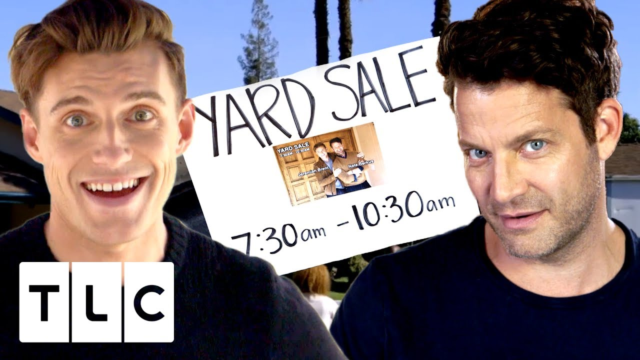 Nate And Jeremiah Have A Yard Sale Nate Jeremiah By