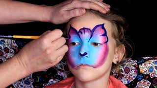 Face Painting by Peekaboo Faces
