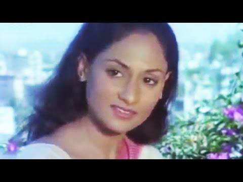 Jaya Bhaduri meets Sanjeev Kumar - Nauker Scene