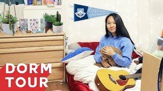 Inside Columbia University's $10,000 Dorms   Ivy League Dorm Tour Video