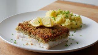 Fish Fillet à la Bordelaise (Recipe) || [ENG SUBS]