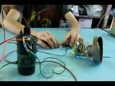 E-Body Tachometer Board Assembly / Calibration