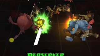 ZOMBRAWL - BERSERKER FIGHT - ZOMBIE ACTION GAMES