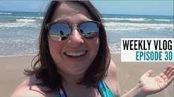 WEEKLY VLOG #30: Celebrating our 5th Anniversary at Corpus Christi!