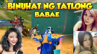 BINUHAT NG TATLONG BABAE SI VIPER ( MUNTIK MAMATAY )
