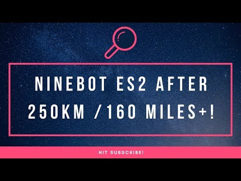 Ninebot ES2 - My thoughts / review after 3 weeks! : ninebot