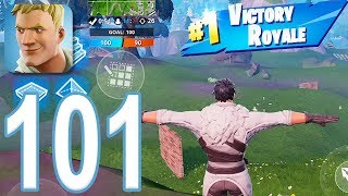 Fortnite - Gameplay Walkthrough Part 101 - Team Rumble (iOS)
